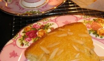 Dorie's Swedish Visiting Cake