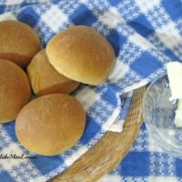 Easy Yeast Rolls