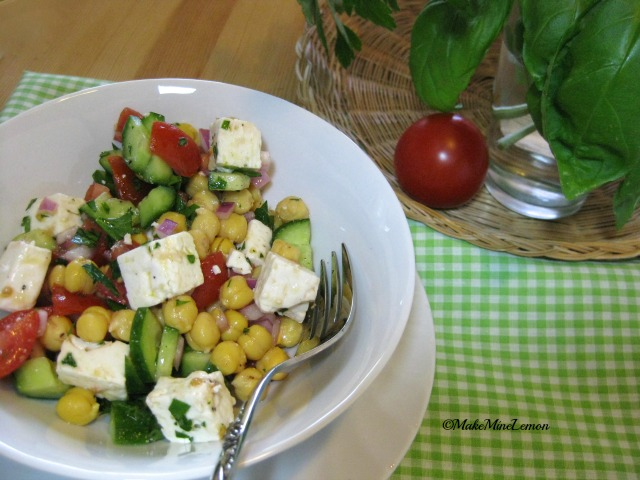 Greek Salad Lunch