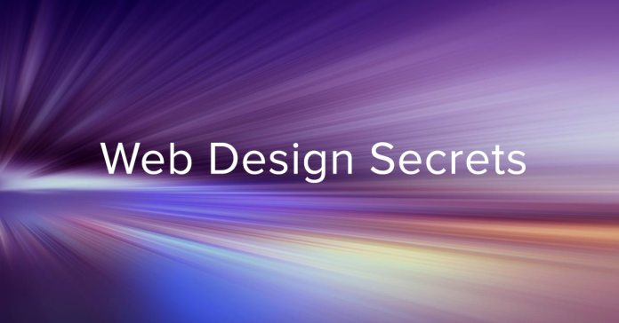 Web Design Secrets That You Need To Learn