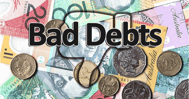 5 Ways You Can Ease The Pain Of Bad Debt