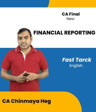 Video Lecture CA Final Financial Reporting Fasttrack Chinmaya Hegde