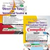 CA Final Direct Tax Laws Main Book & Compiler By Yogendra Bangar