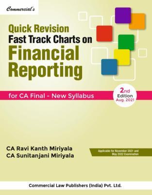 CA Final Quick Revision Charts on Financial Reporting Ravi Kanth Miriyala