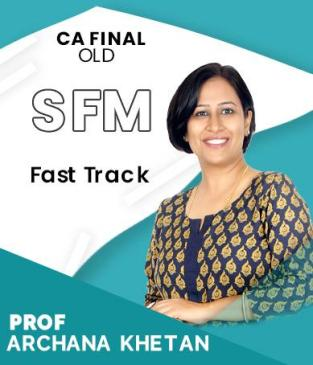 Video lecture CA Final- Strategic Financial Management Archana Khetan