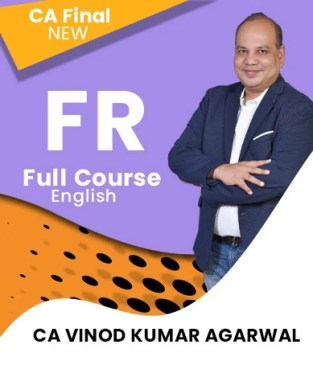 Video Lecture CA Final Group 1 FR Regular New Syllabus