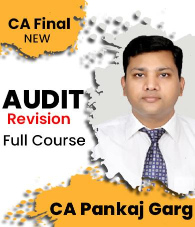 Video Lecture CA Final Audit Revision Course New By CA Pankaj Garg