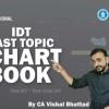 VSmart CA Final IDT Last Topic Chart Book By CA Vishal Bhattad