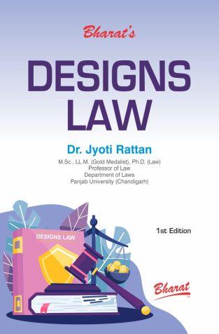 Bharat Designs Law By Jyoti Rattan Edition July 2021