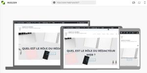 outil pour site responsive