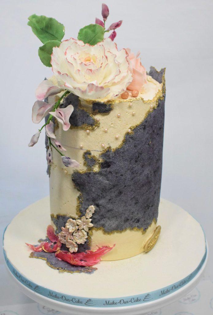 buttercream cake - style 1
