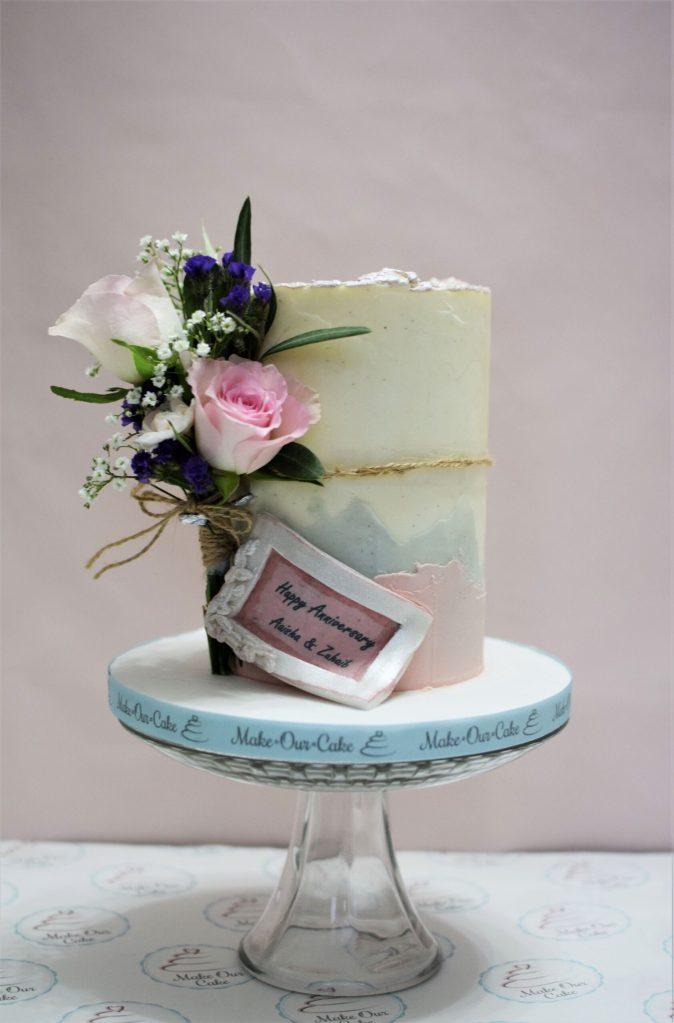 Buttercream Cake – Style 10