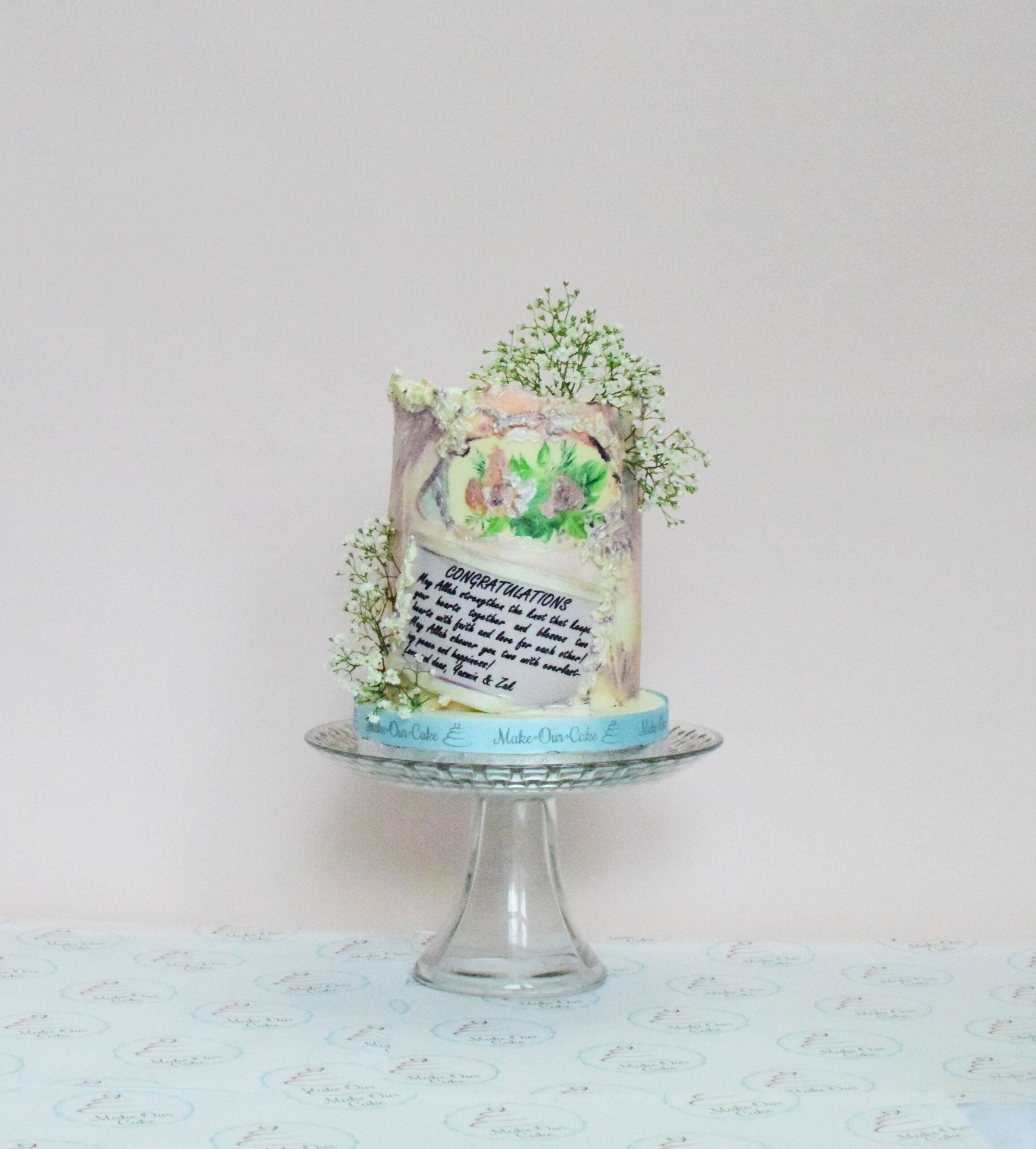 Buttercream Cake – Style 12