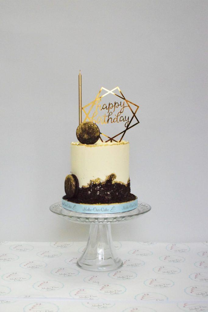 Buttercream Cake – Style 9