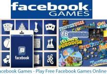 Facebook Games - Play Free Facebook Games Online