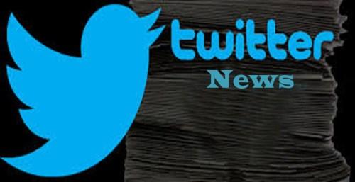 Twitter news - News on Twitter - Get News Update on Twitter