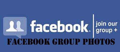 Facebook Group Photos - How to Access Facebook Group Photos