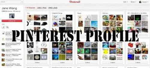 Pinterest Profile - How to Access and Use Pinterest Overview