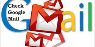 Check Google Mail