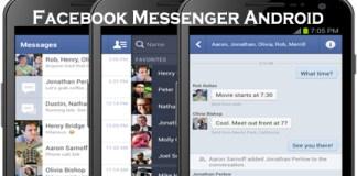 Facebook Messenger Android - Messenger App