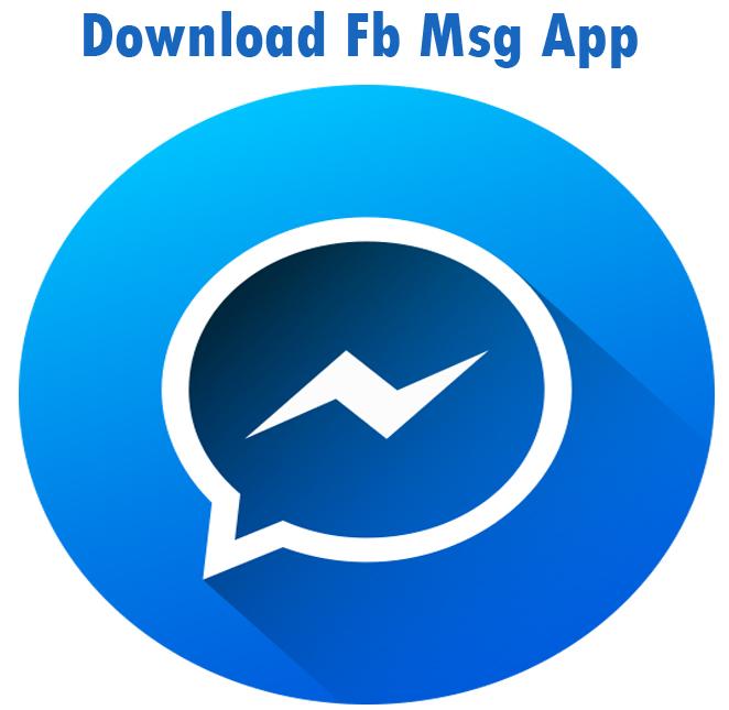 Download Fb Msg App
