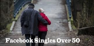 Facebook Singles Over 50 - Find Single Over 50 on Facebook
