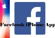 Facebook iPhone App - Facebook Mobile Application