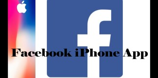 Facebook iPhone App - Facebook Mobile Application