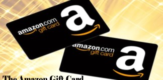 The Amazon Gift Card - How to Register and Redeem Amazon Gift Card