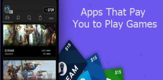 Apps That Pay You to Play Games