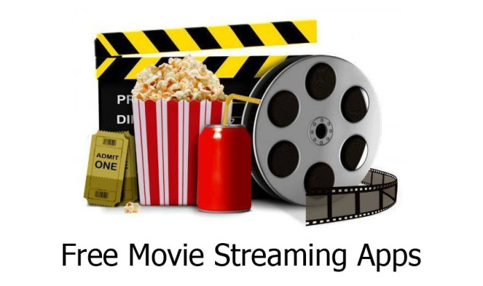 Free Movie Streaming Apps