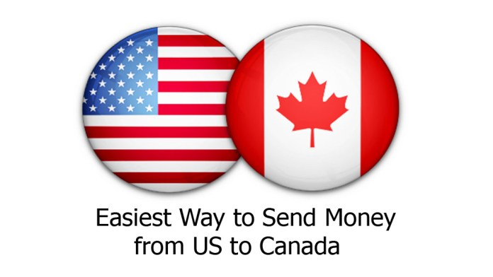 Easiest Way to Send Money from US to Canada