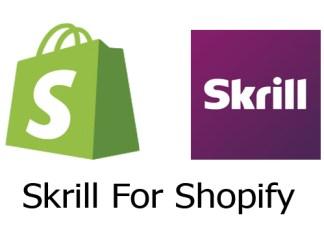 Skrill For Shopify