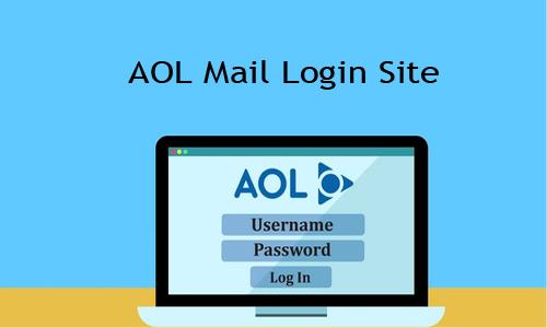 AOL Mail Login Site