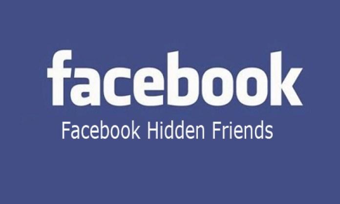 Facebook Hidden Friends