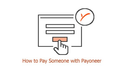How to Pay Someone with Payoneer