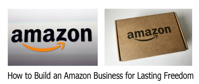 How to Build an Amazon Business for Lasting Freedom