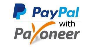 Payoneer with PayPal