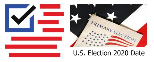 U.S. Election 2020 Date