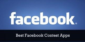 Best Facebook Contest Apps