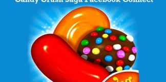 Candy Crush Saga Facebook Connect