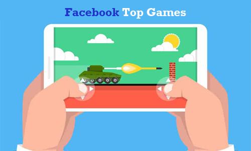 Facebook Top Games