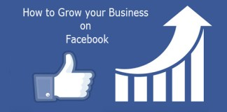 How to Grow your Business on Facebook