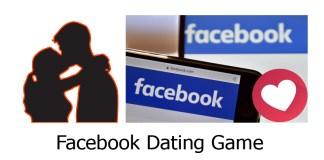 Facebook Dating Game