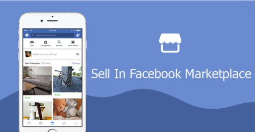 Sell In Facebook Marketplace