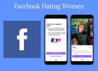 Facebook Dating Women