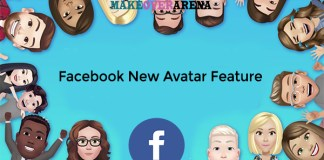 Facebook New Avatar Feature