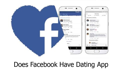 Does Facebook Have Dating App