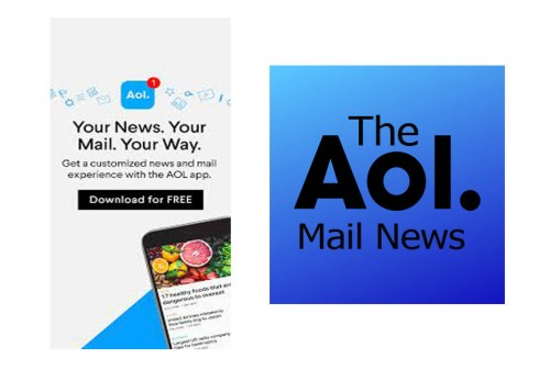 the AOL Mail News
