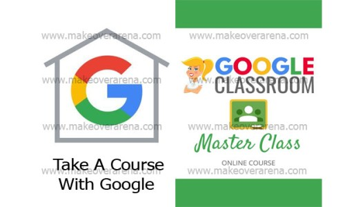 Take A Course With Google